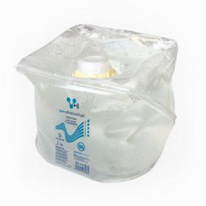 Vue Ultrasound gel Flexibele plastic container voor meervoudig gebruik